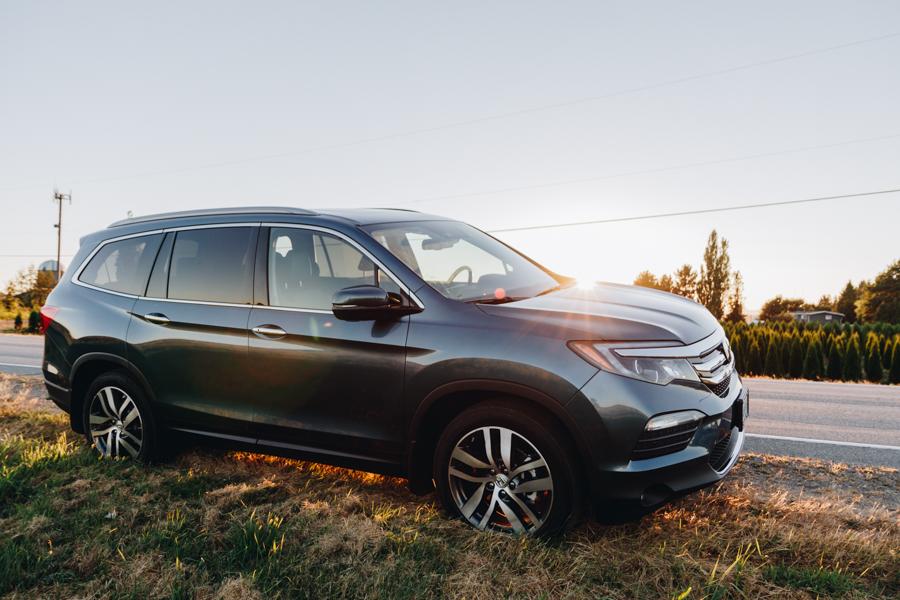 The 2017 Honda Pilot Is This A Minivan Alternative